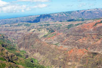 Stunning views on a Kauai helicopter flight.