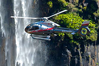 Stunning Maui helicopter tour view