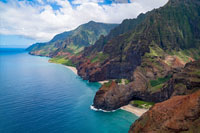 See Kauai like never before with a helicopter tour!
