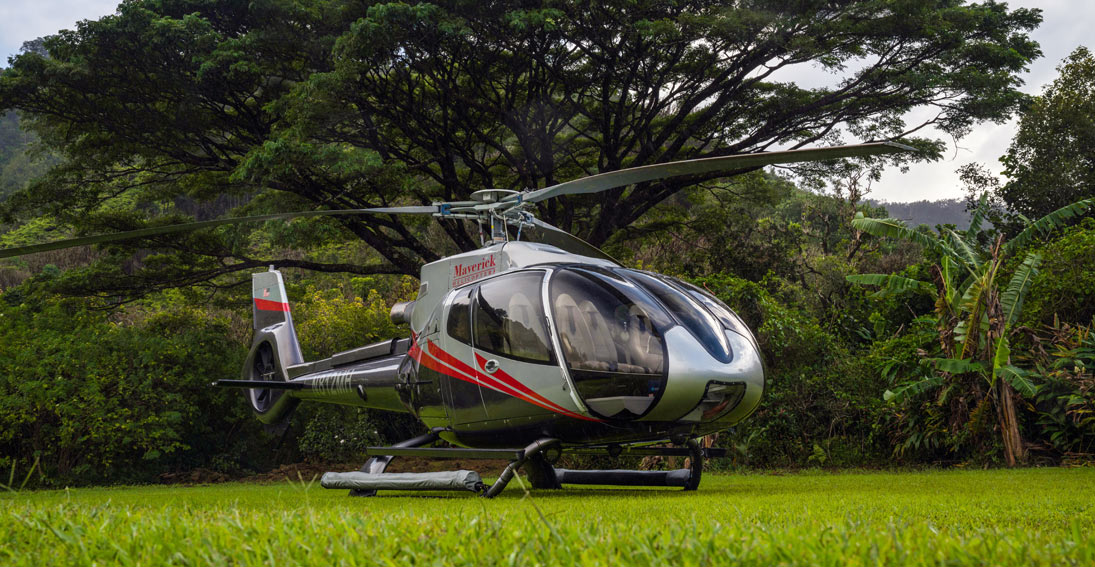 Watch our Hana helicopter excursion of Maui